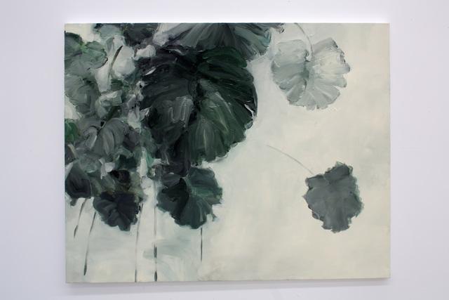 Rudy Cremonini, 'monster #2', 2015, Painting, Oil on linen, Galleria Doris Ghetta