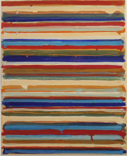 , 'Work C.p 17,' 1960, SAKURADO FINE ARTS