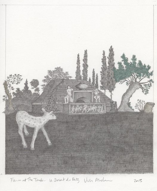 Vikky Alexander, 'Fawn at the Tomb', 2013, Wilding Cran Gallery