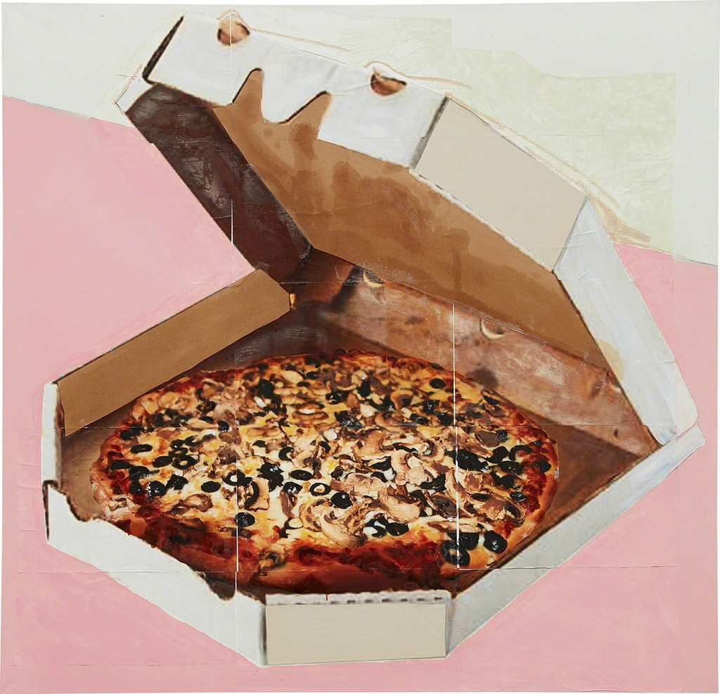 Untitled (Pizza 3)
