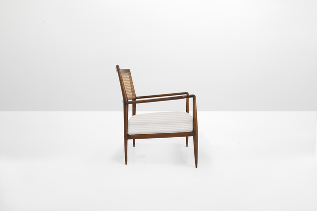 ", 'Armchair model ""MF5"",' 1952, Side Gallery"