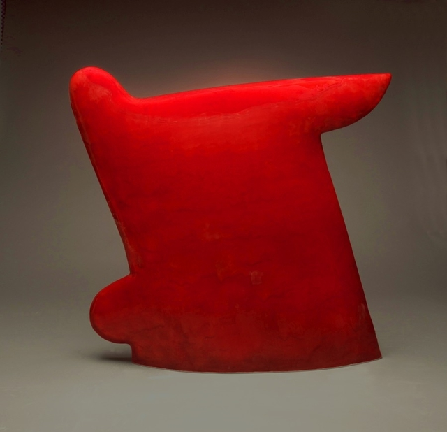 , 'Red #387,' , William Campbell Contemporary Art, Inc.