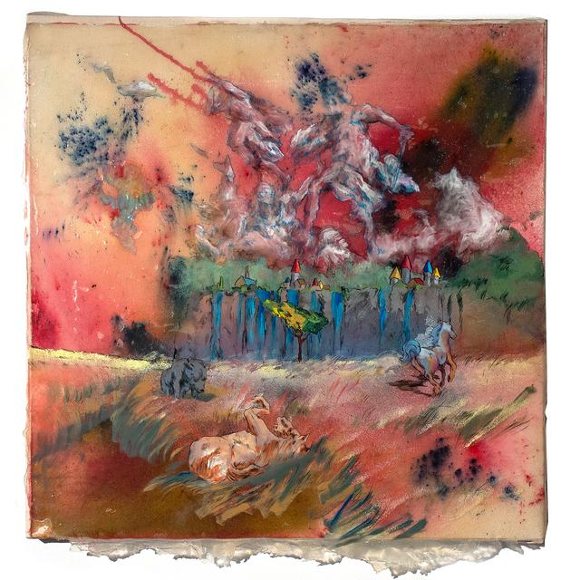 , 'Kill or Be Killed,' 2015, Gallery Victor Armendariz