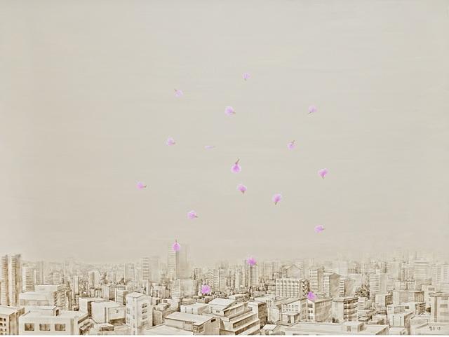 , 'Azalea-Blessing,' 2015, Sun Gallery