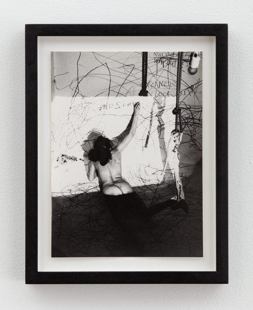 , 'Up To and Including Her Limits (Studiogalerie Berlin),' 1976, P.P.O.W