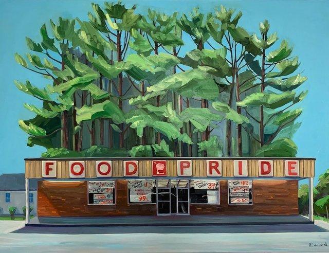 , 'Food Pride III,' 2019, ZINC contemporary