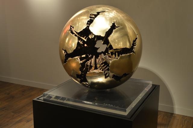 , 'Sfera con perforazione,' 1966, Jerome Zodo Gallery