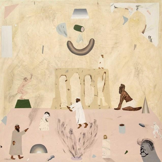, 'Spice Merchants,' 2016, Asya Geisberg Gallery