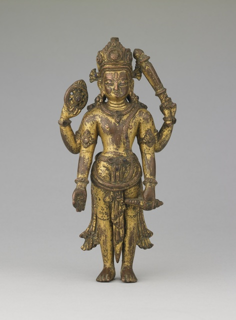 , 'Vishnu,' 12th century , Rubin Museum of Art