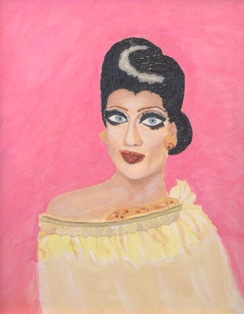 A. Lutz, 'Bianca del Rio', 2017, Fountain House Gallery