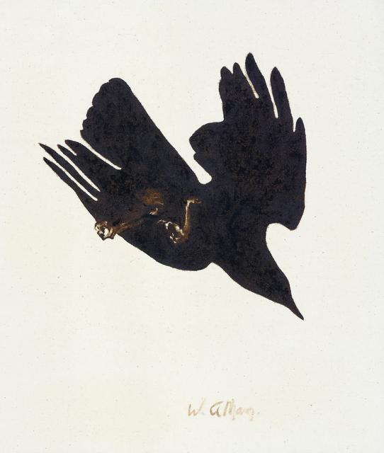 , 'Crow #5 ,' 2016, Anglim Gilbert Gallery