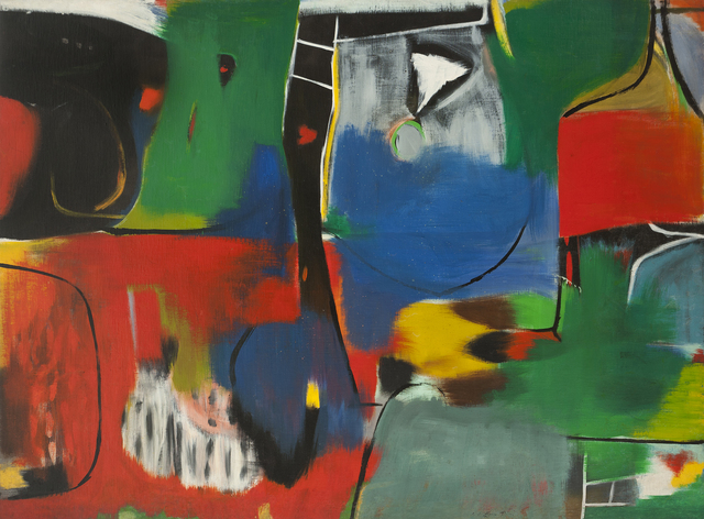 , 'Untitled,' circa 1949-50, Hollis Taggart Galleries