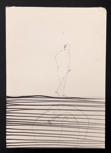 Amir Nave, 'A Man Alone in the World # 2', 2015, In Situ - Fabienne Leclerc