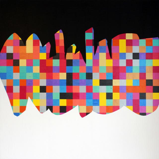 Marc Thalberg, 'schwarz/weiss', 2019, Art Signé