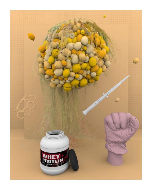 , 'Whey Lemon Law,' 2016, Meliksetian | Briggs