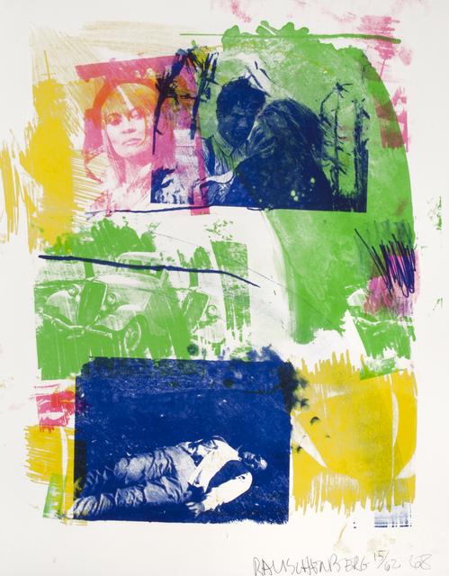 , 'Storyline I,' 1968, Thomas French Fine Art