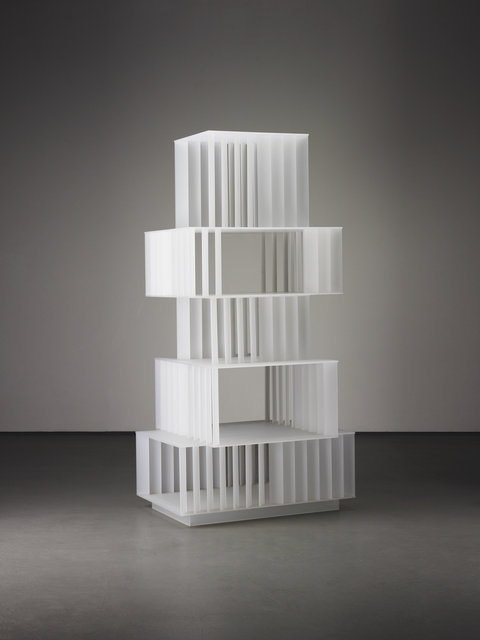 , 'Calico Totem,' 2011, Carwan Gallery