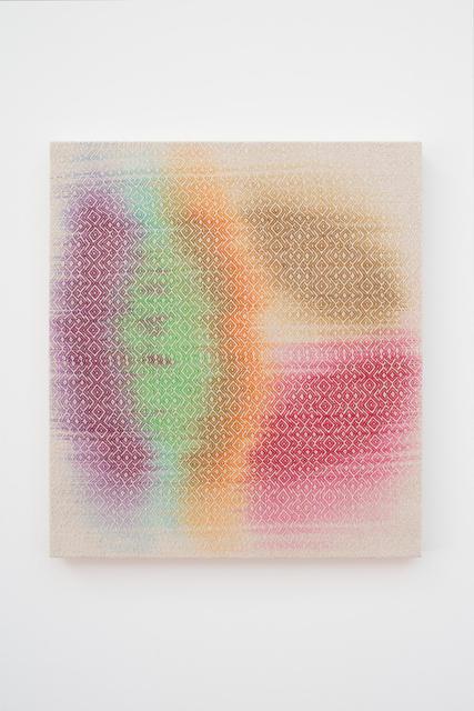 , 'Reweave 11,' 2016, Almine Rech