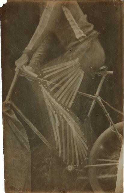 Étienne-Jules Marey, 'Charvier. Essai au frein de Prony, 12 Kilogrm, au tour', ca. 1894, Phillips