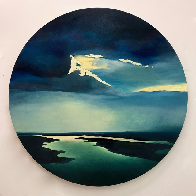 , 'The Quiet,' 2019, Miller Gallery Charleston
