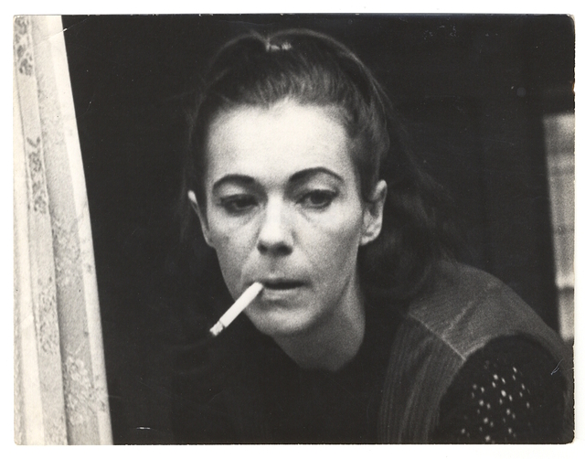, 'Untitled (woman smoking),' 1960-1970, Galerie Julian Sander