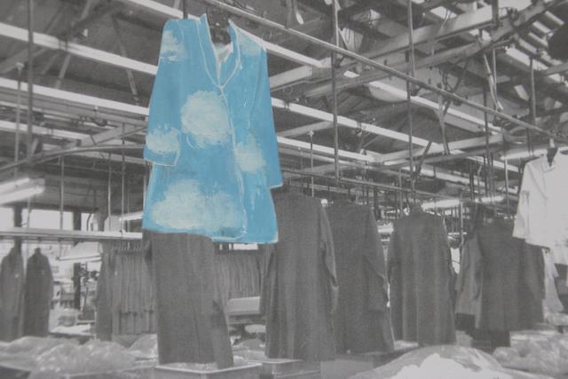 , 'Jacket Conveyor Berenden,' , East Gallery at Norwich University of the Arts (NUA)
