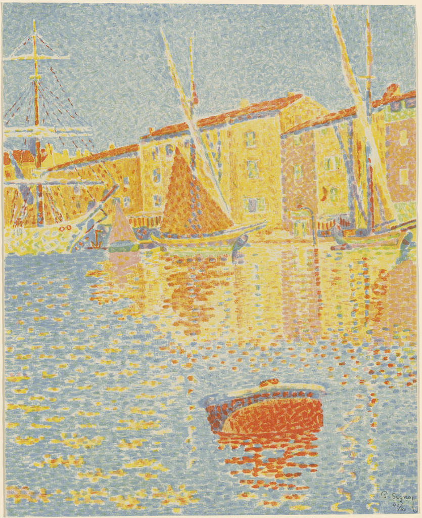 a biography of paul signac When thinking about post-impressionism, paul signac is one of the names that  immediately spring to mind among  born in paris, he studied architecture.