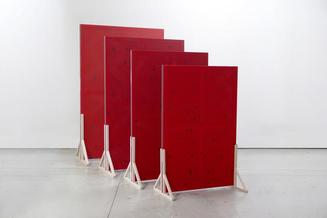 , 'Multiplicación cruzada,' 2015, Josh Lilley