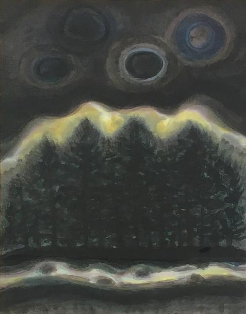 Lawrence Calcagno, 'Pond Wood, Macdowell', 1971, 203 Fine Art