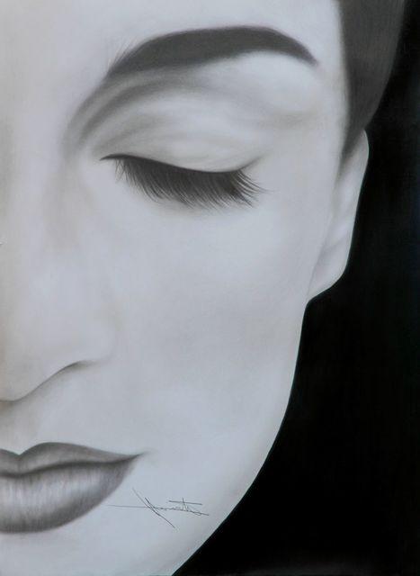 , 'Meditation (pensive),' , L'Arbre à Plumes