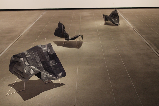 , 'Estudos Topográficos para Bases Sensíveis / Topographic Studies for Sensitive Bases,' , Galeria Emma Thomas