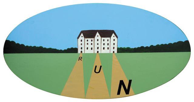 , 'Run,' 2011, Yiri Arts