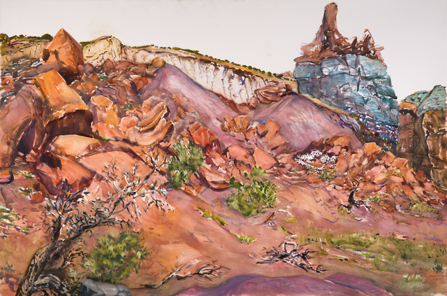 , 'Near Ghost Ranch,' 2017, Bruno David Gallery & Bruno David Projects