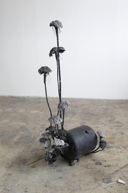 , 'Cerebra Nera,' 2017, Galerie Ron Mandos