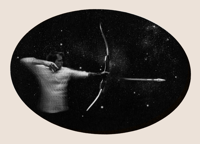 , 'Sagittarius,' 2016, Catherine Couturier Gallery