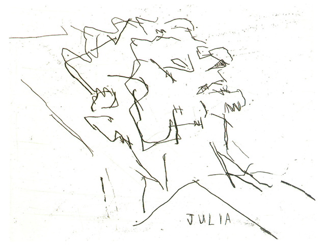 , 'Julia,' 1994, Marlborough Gallery