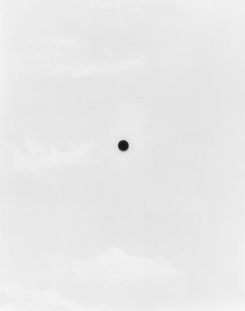 , 'Black Sun,' 2014, Gallery Luisotti