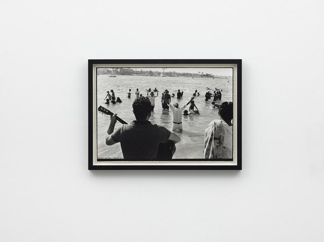 Ed Templeton, 'Baptism, Corona Del Mar, 2016', 2019, Nils Stærk