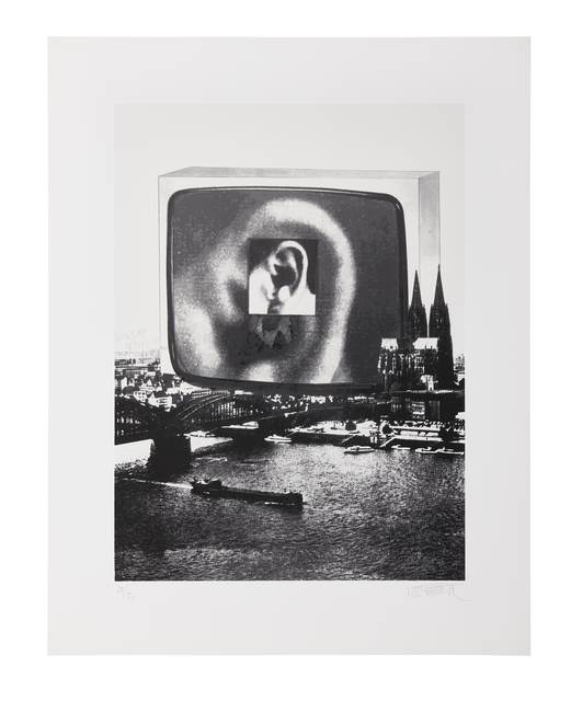 , 'Neubau WDR,' 1968/96, Bode Gallery