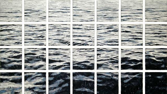 , 'The Flood,' 2017, Pontone Gallery