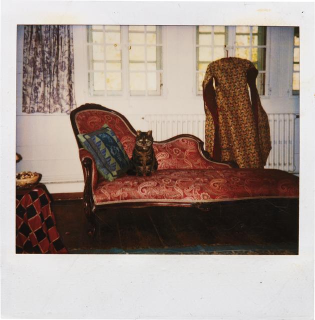 Balthus, 'Untitled', ca. 1999-2000, Phillips