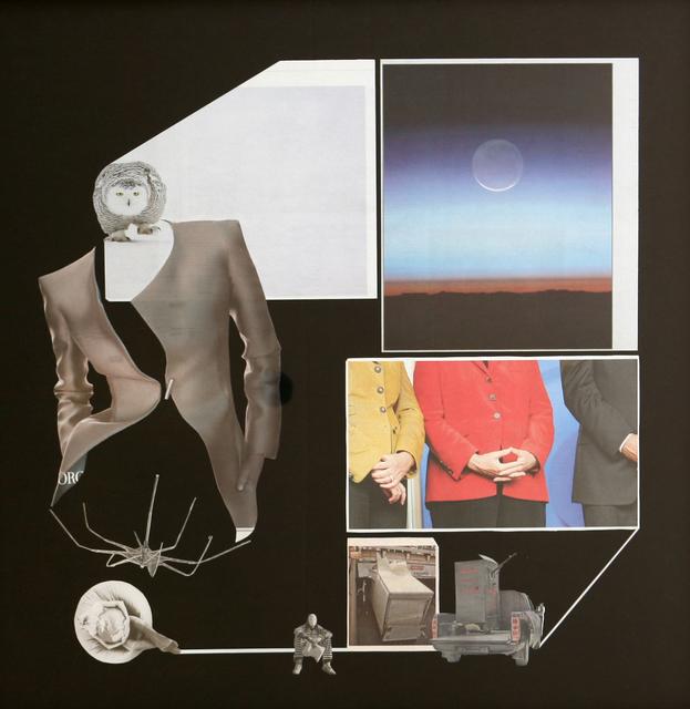 , 'Waiting in Vain (UK is not OK),' 2012, Galerie Krinzinger
