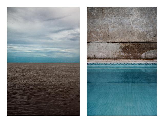 Gustavo Ten Hoever, 'Marron 1 and II', 2013, Photography, Archival pigment print, ARC Fine Art LLC