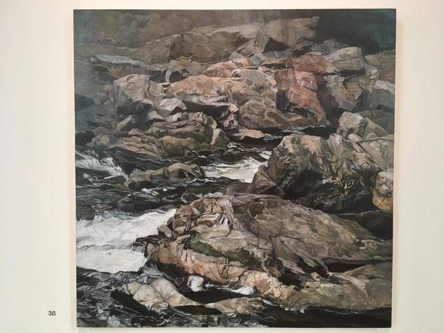 , 'Cold River II,' , Keene Arts