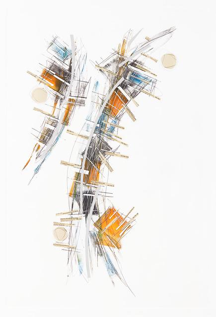 , 'Tearing the Veil #8,' ca. 2019, Priscilla Fowler Fine Art
