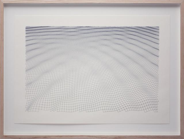 , 'Infra/supra 8,' 2015, BERG Contemporary