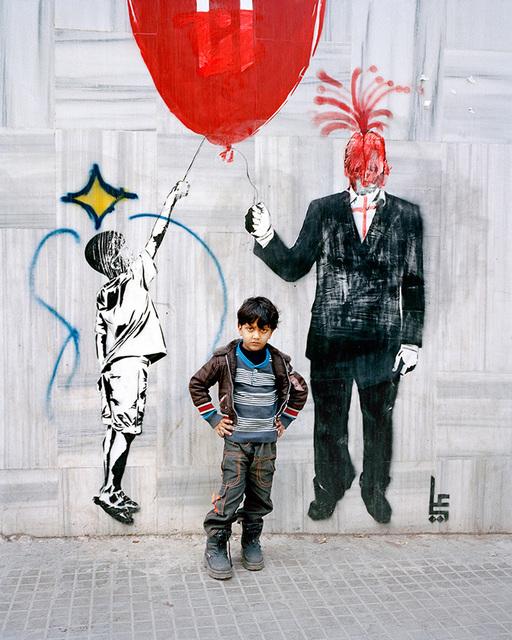 , 'Tamer 6, Beirut Lebanon,' 2015, C. Grimaldis Gallery