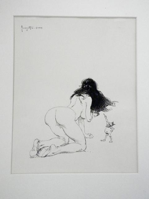 Frank Frazetta, 'Untitled', 1975, IX Gallery