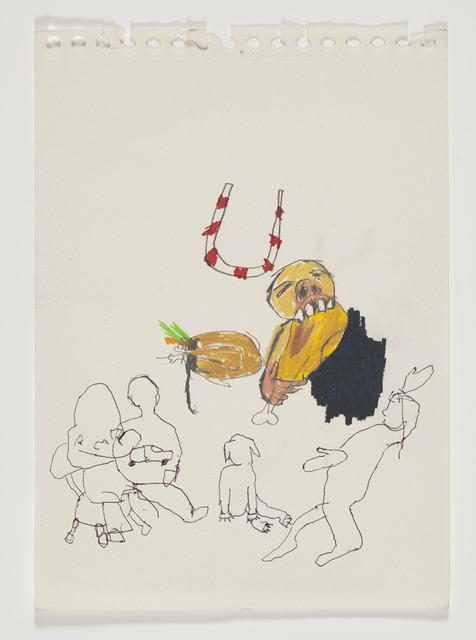 , 'Chicken Dinner Magnet,' 2011, Galerie Laurent Godin