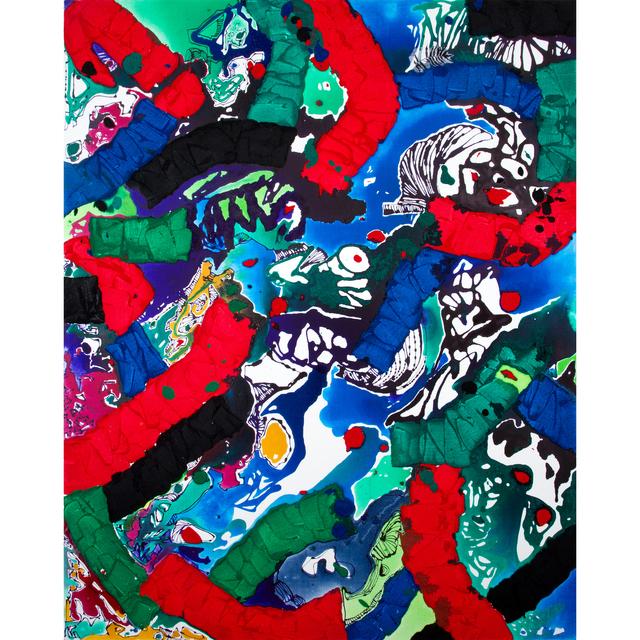 , 'Spiritual harmony - 자연정원을 꿈꾸는 사람,' 2015, Gallery Pakyoung